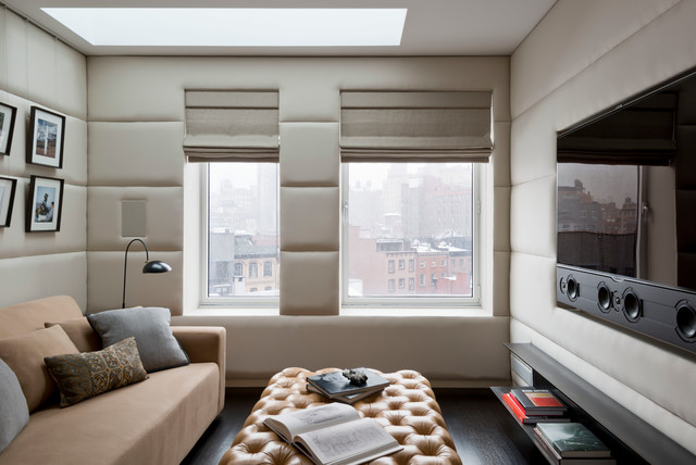 Ikea Lampshades Family Room Contemporary with Floating Shelves Framed Photos