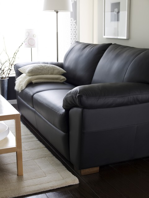 Ikea Leather Couch Living Room Contemporary with Categoryliving Roomstylecontemporarylocationother Metro 3