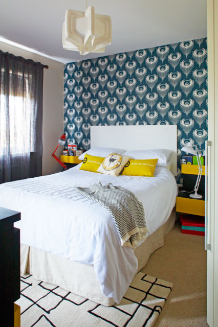 Ikea Pendant Light Bedroom Eclectic with Categorybedroomstyleeclecticlocationdublin 5