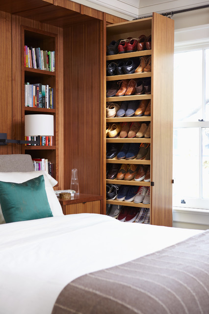 Ikea Shoe Storage Closet Contemporary with Built in Bookcase Built in Bookshelves