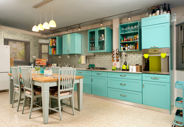 Ikea Track Lighting Kitchen Eclectic with Categorykitchenstyleeclecticlocationtel Aviv
