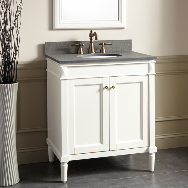 ikea vanity table Bathroom Contemporary with CategoryBathroomStyleContemporaryLocationCincinnati