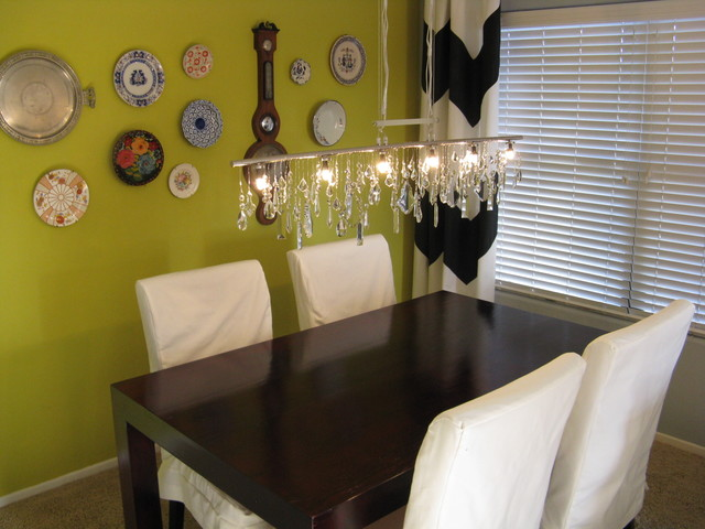inexpensive chandeliers Dining Room Eclectic with CategoryDining RoomStyleEclecticLocationLos Angeles