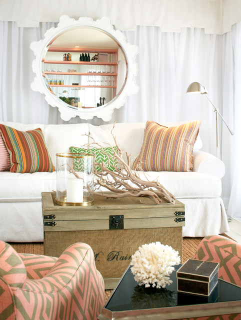 Inexpensive Couches Living Room Beach with Branches Curtains Drapes Hurricane