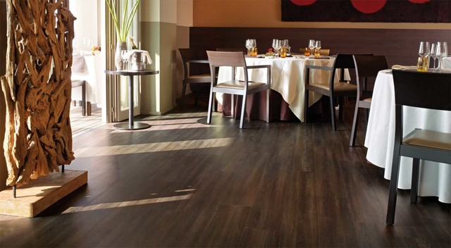 Ivc Flooring Dining Room Traditional with Grey Chair Hardwood Flooring1