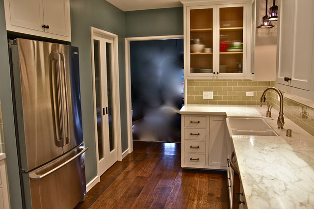 Jarvis Appliance Kitchen Traditional with Built by Rbg Inc1