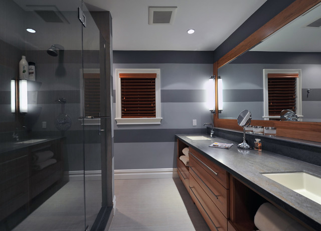 Jeremiah Lighting Bathroom Contemporary with Baseboards Bathroom Lighting Bathroom