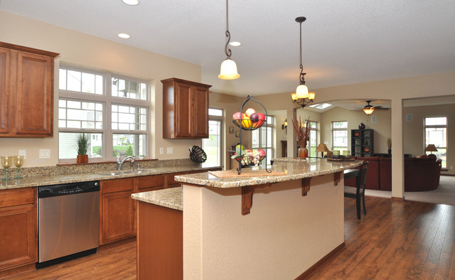 Kaerek Homes Kitchen Traditional with Categorykitchenstyletraditionallocationmilwaukee 1