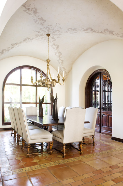 King Size Memory Foam Mattress Topper Dining Room Mediterranean with Arch Arch Doorway Arch