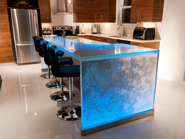 Kitchen Cart Ikea Kitchen Contemporary with Glass Glass Countertop Glass