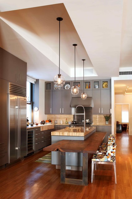 Kitchen Layout Planner Kitchen Contemporary with Breakfast Bar Colorful Kitchen