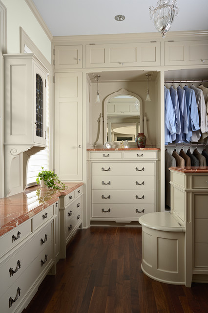 Laundry Hamper Closet Traditional with Dressing Room Master Closet