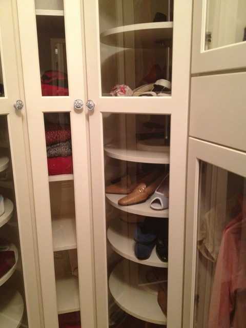 Lazy Susans Closet Traditionalwith Categoryclosetstyletraditional
