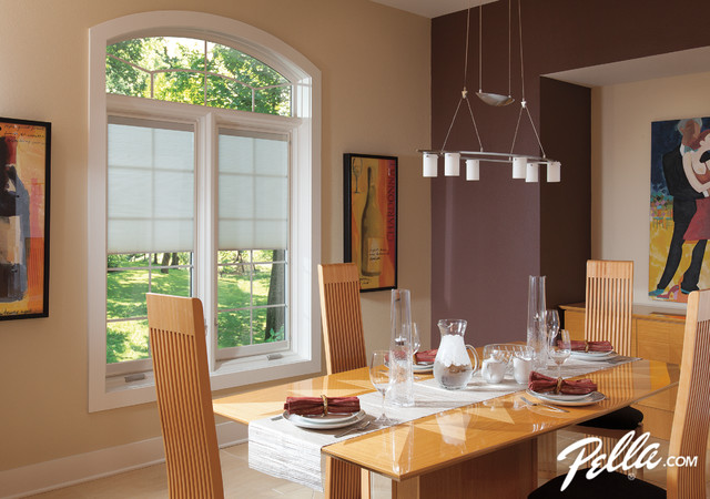 Levolor Shades Dining Room Contemporary with Categorydining Roomstylecontemporarylocationother Metro