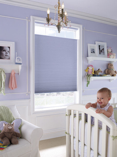 Levolor Shades Kids Traditional with Blindscom Cell Shades Cellular1