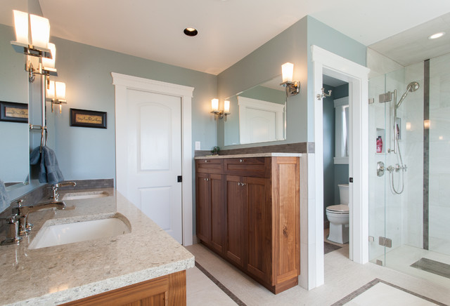 lily ann cabinets Bathroom Transitional with bathroom storage built in