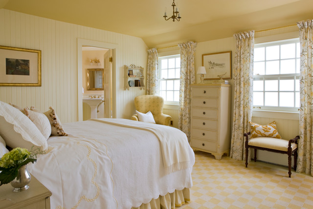 Lingerie Dresser Bedroom Victorian with Antiques Checkerboard Connecticut Interior