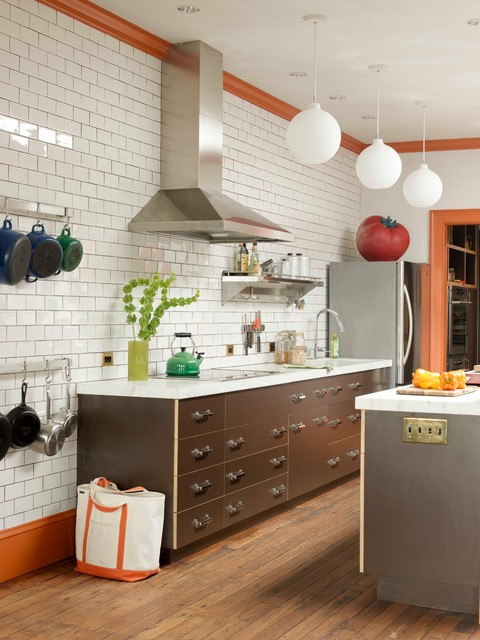 Locking Liquor Cabinet Kitchen Eclectic with Brown Cabinets Brown Drawers