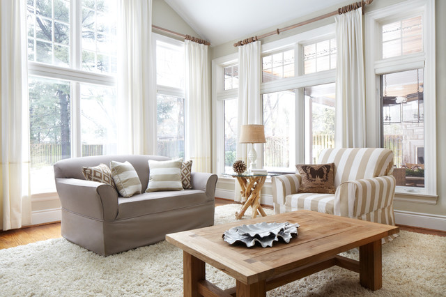 love seat slip covers Living Room Contemporary with chair living room love