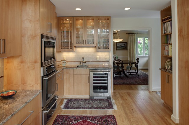 Lowes Granite Countertops Kitchen Contemporary with Bookcase Bookshelves Built Ins