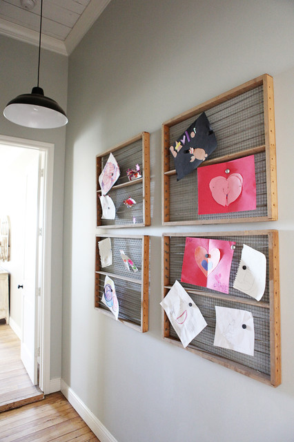 Magnetic Bulletin Board Hall Farmhouse with Categoryhallstylefarmhouselocationother Metro