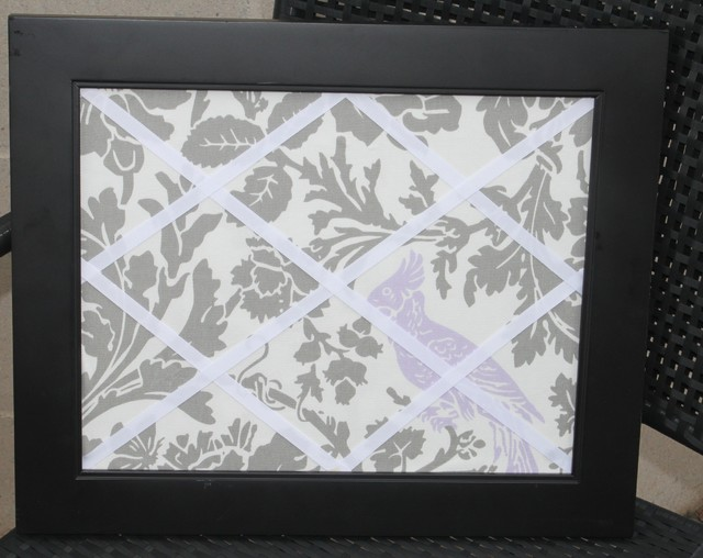 Magnetic Bulletin Board Spaces with Framed Chalkboard Framed Magnet1