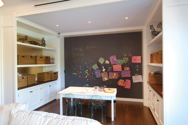 Magnetic Chalkboard Kids Contemporary with Acrylic Chair Acrylic Kids