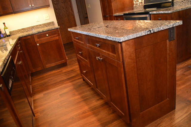 Mannington Adura Kitchen Traditional with a New Luxury Vinyl