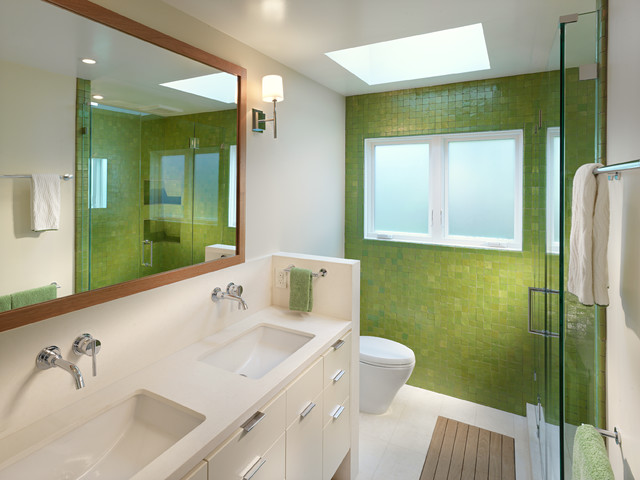 Mapei Grout Colors Bathroom Contemporary with Accent Wall Bathroom Hardware