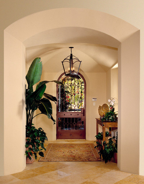 Masonite Interior Doors Entry Mediterranean with Arched Door Console Diamond