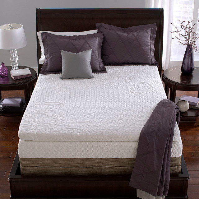 Mattress Topper Bedroom Contemporary with Categorybedroomstylecontemporarylocationother Metro