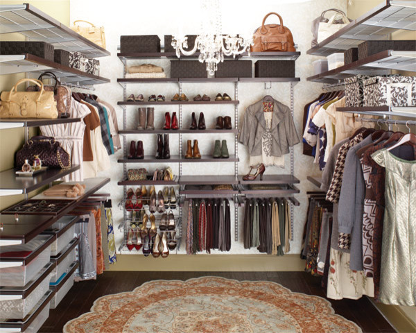 Melamine Shelving Closet Contemporary with Categoryclosetstylecontemporarylocationother Metro