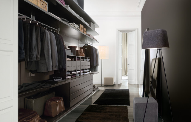 Melamine Shelving Closet Contemporarywith Categoryclosetstylecontemporary