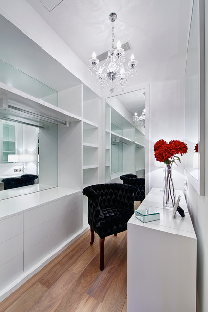 Melamine Shelving Powder Room Contemporary with Apartment Dot Bespoke Dot