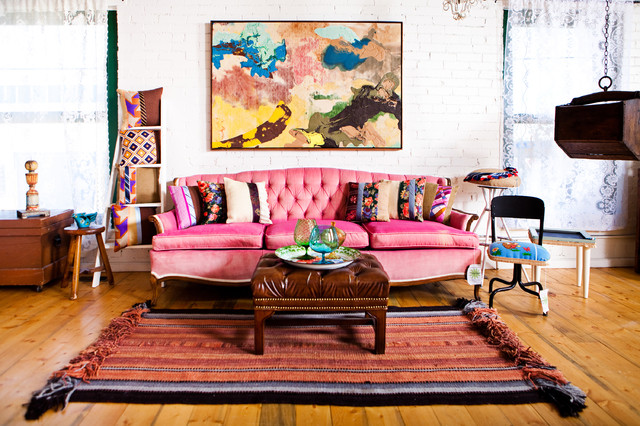 Memory Foam Couch Living Room Shabby Chic with Antiques Area Rug Brick