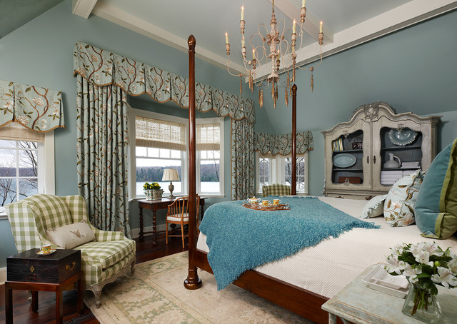 Michigan Chandelier Bedroom Traditional with Bedroom Bedroom Desk Blue