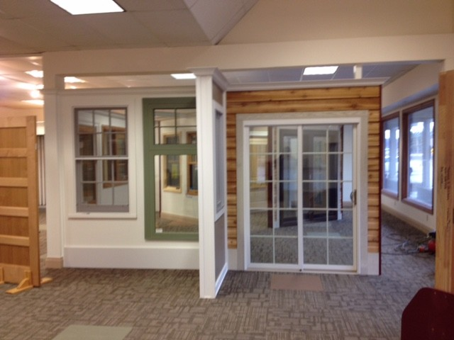 Milliken Millwork Spaces Traditional with Architectural Elements Cedar Siding1