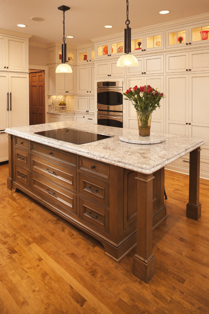 Minka Lavery Lighting Kitchen Traditional with Alder Alder Cabinetry Alder