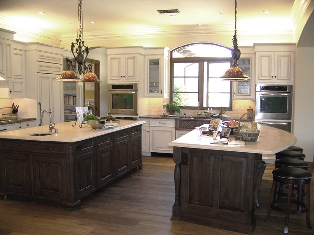 Minka Lavery Lighting Kitchen Traditional with Apron Sink Barstools Breakfast