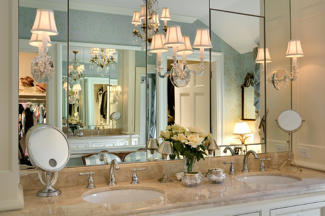 Mirrored Medicine Cabinet Bathroom Traditional with Antique Bathroom Sofa Bathroom