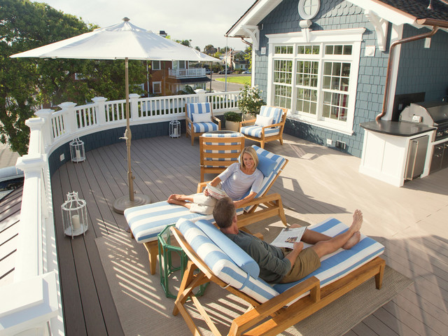 Modern Daybed Deck Beach with Categorydeckstylebeach Style