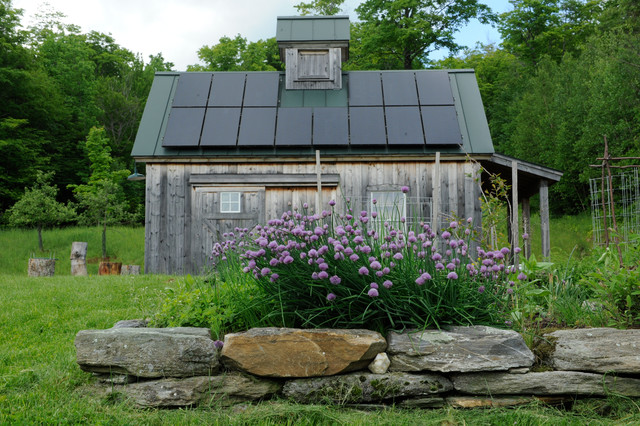 Moravian Star Light Exterior Rustic with Energy Star Home Solar