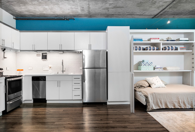 Murphy Beds Ikea Kitchen Industrial with Concrete Walls Industrial Kitchen