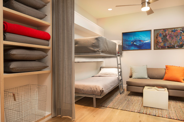 Murphy Bunk Beds Spaces Beach with Condos Multifunctional Furniture Small