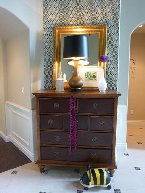 Narrow Chest of Drawers Hall Eclectic with Categoryhallstyleeclecticlocationseattle