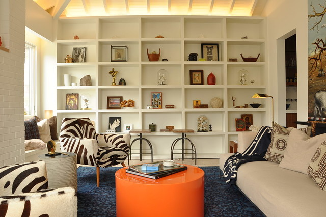Navy Area Rug Family Room Eclectic with Bay Area Beverly Hills
