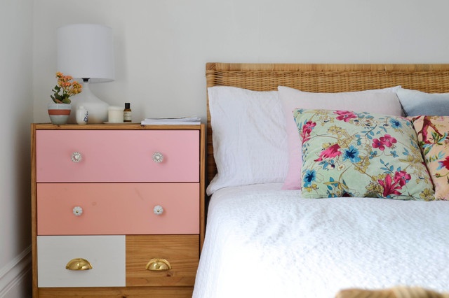 nightstands ikea Bedroom Eclectic with CategoryBedroomStyleEclecticLocationSan Francisco