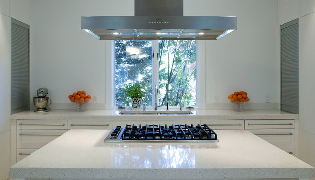 Omicron Granite Kitchen Modern with Bathroomdesign Caesarstone Counters Countertops2