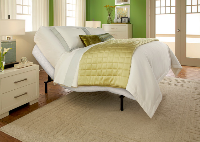 Organic Latex Mattress Bedroom with Adjustable Adjustable Bed Adjustable1