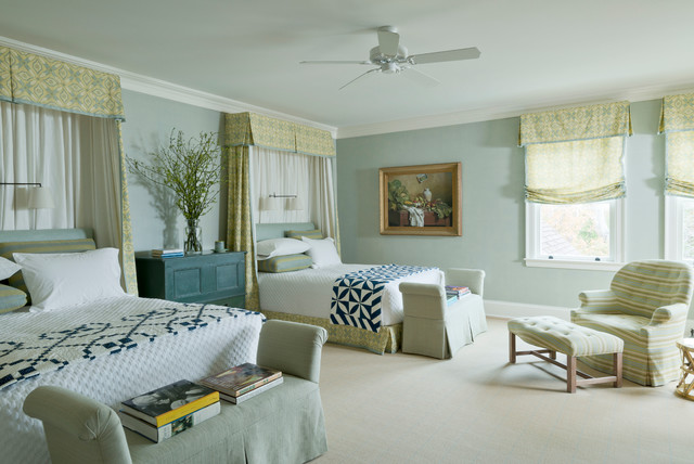 Oversized Chair and Ottoman Bedroom Beach with Ceiling Fan End Of